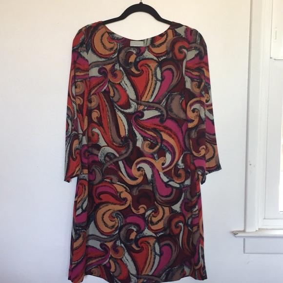 Anthropologie Dresses & Skirts - Anthropologie Mauve dress